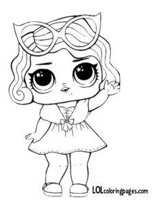 Lol doll coloring pages luxe photokabalfalah mewarnai gambar lol. 93 Best LOL Dolls Coloring Pages images | Coloring books, Coloring pages, Colouring pages