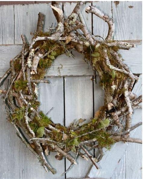 rustic wreaths rustic wreath wreaths pinterest