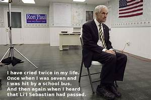 Ron [Paul] Swan... Ron Paul Gold Quotes