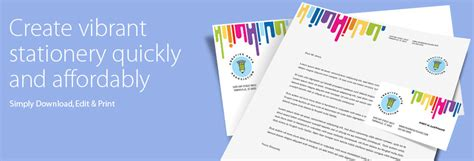 Stationery Templates Word & Publisher Microsoft Office