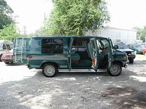 93 Chevy G20 Mark Iii Conversion Van In Good Condition