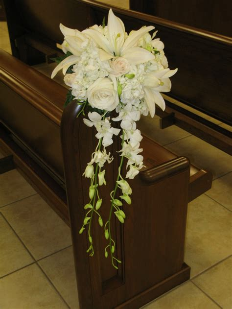 41 Best Images About Churchpew Decorations On Pinterest