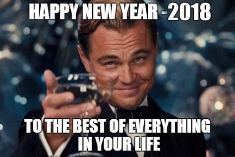 The Awesomest 2018 To You & Yours!