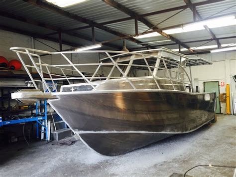 Aluminium Fishing Boats For Sale Perth by New Craft 8m Thunderbolt Inboard Power Boats
