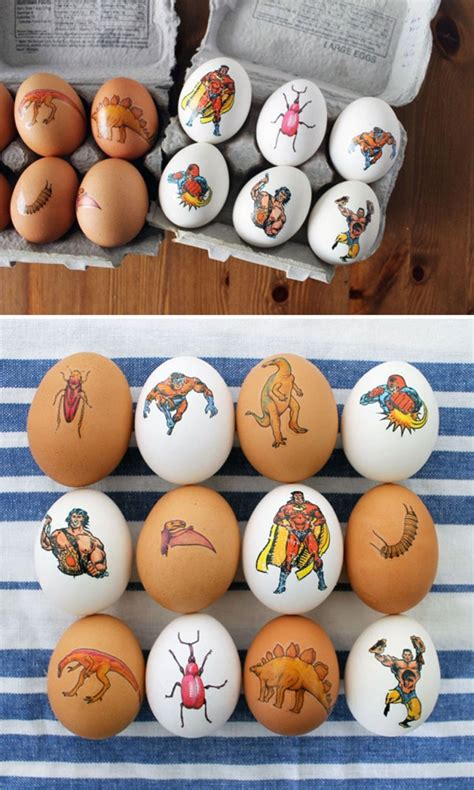 easter egg decorating ideas  kids simple