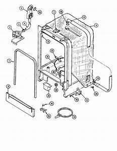 Maytag Dishwasher Body Parts