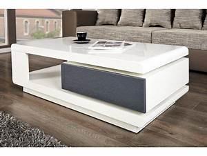 Ikea Table Basse Blanche : table basse blanc laque ikea table de lit ~ Teatrodelosmanantiales.com Idées de Décoration
