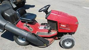 Toro Lawn Tractor Mower Deck Parts