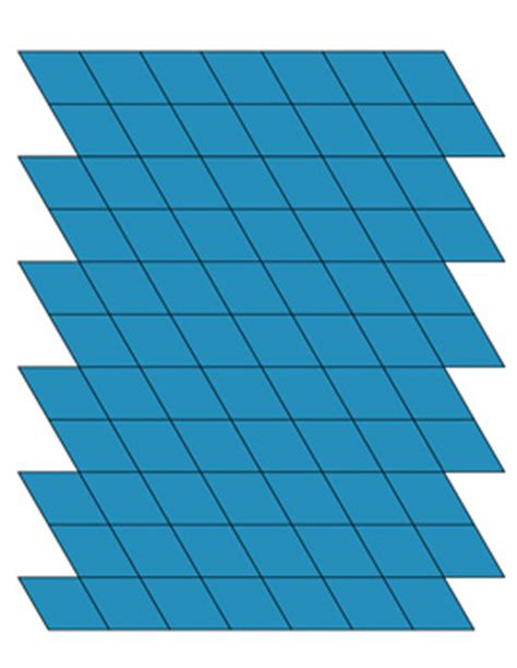 paper pattern block templates printable pattern