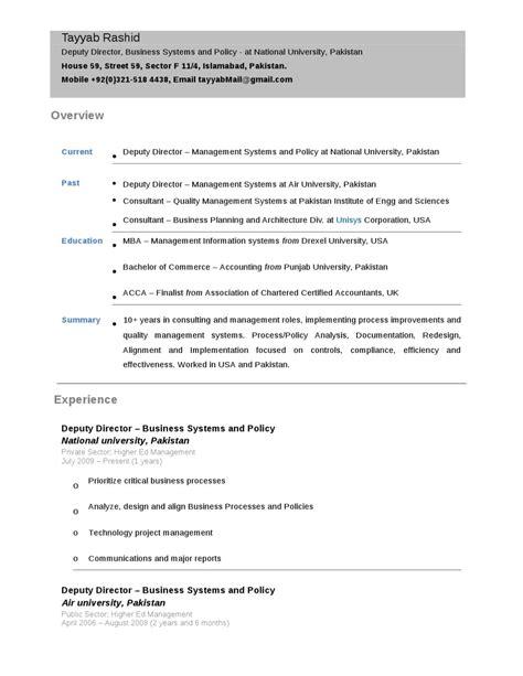 Gmail Resume by Tayyab Rashid Resume Tayyabmail Gmail By Tayyab