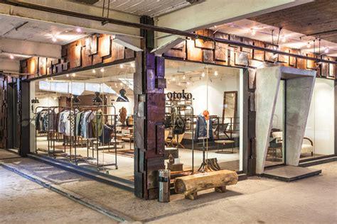retail interior design lighting stores industrial retail ceilings retail Industrial