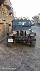 Jeep Wrangler 1982 For Sale In Islamabad  Pakistan