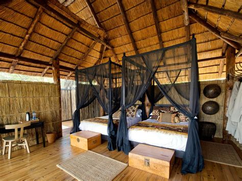 African Thatched Roof Canopy Bedroom Hgtv
