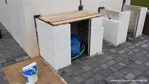 Erfahrungen Mit Rollputz : wir bauen dann mal ein haus unsere erfahrungen und ~ Michelbontemps.com Haus und Dekorationen