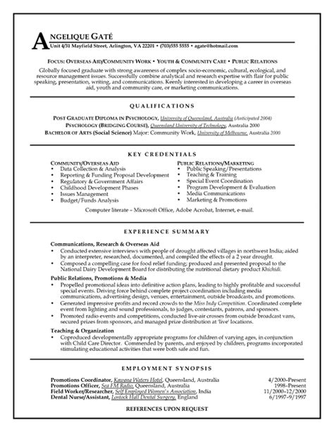 Functional Resume by Sle Functional Resumes Resume Vault