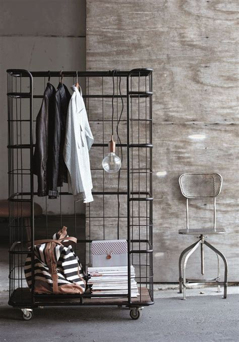 decorative clothing racks uk cool industrial clothes rack industrial house