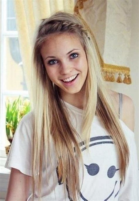 the 25 best teenager hairstyles ideas on pinterest