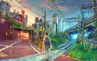 at the crossroads by yuumei on deviantart