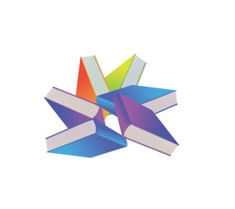 library books  vector logos   list