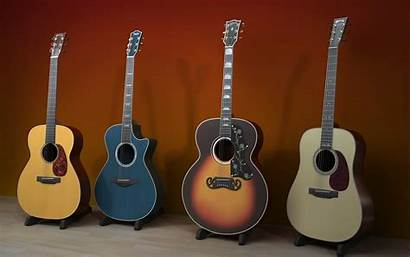 Guitar Guitars Wallpapers Acoustic Play Electric Cool