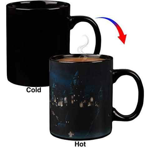 If you plan to reread harry potter for the millionth time this season, why not have the perfect mug. Harry Potter Hogwarts Castle Heat Reveal Ceramic Coffee ...