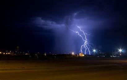 Lightning Storm Background Nature Backgrounds Desktop Wallpapers