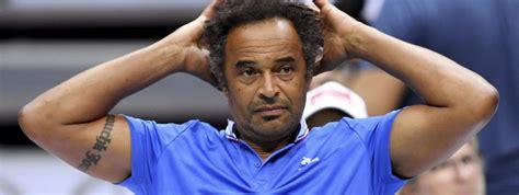 Yannick noah est un papa poule. Yannick Noah, nouveau capitaine de l'équipe de France de ...