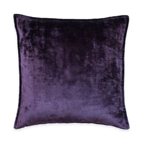 decorative purple pillows buy purple decorative pillows from bed bath beyond