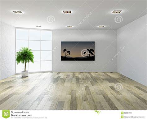 Leerer Raum Mit Fenstern Stockbilder  Bild 32301284