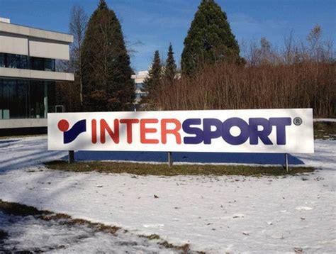 intersport siege intersport un premier magasin marocain en avril