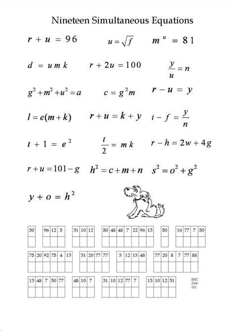 pin  maths worksheets