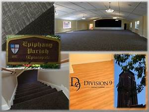 division 9 flooring renovates historic seattle church With division 9 flooring