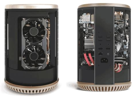 Mac Mini Living Room Pc by Make Your Own Mac Pro Hackintosh With This Kickstarter