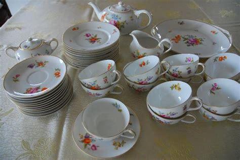 teeservice porzellan rosenthal rosenthal kaffee teeservice in pegnitz glas porzellan antiquarisch kaufen und verkaufen 252 ber