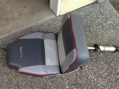 Saltwater Fishing Boat Seats by Lund Boat Seats Saltwater Fishing Forums