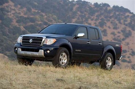 2013 Suzuki Equator by 2013 Suzuki Equator Review Ratings Specs Prices And