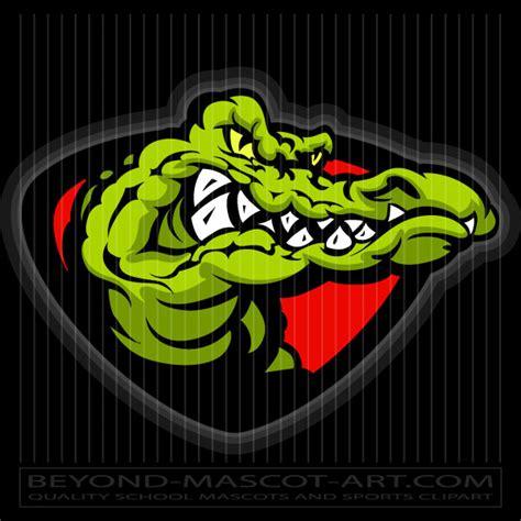 Gator Clipart Gator Clip Vector Mascot Image