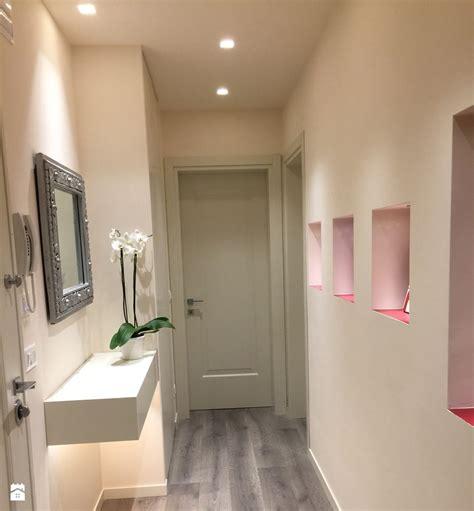 Corridoio Ingresso Ristrutturazione Ingresso E Corridoio Stile Moderno