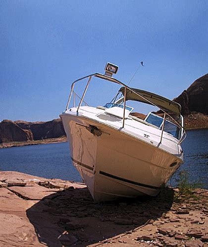 Boating Accident Lake Powell by Alcohol And Boating