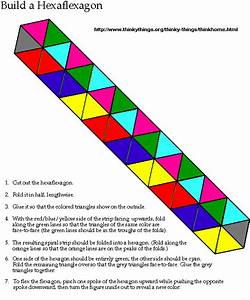 1000 images about hexaflexagon on pinterest math With hexahexaflexagon template