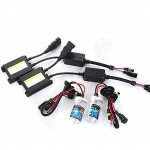 Dc 12v 35w   55w Car Hid Xenon Kit Slim Hid Xenon Kit