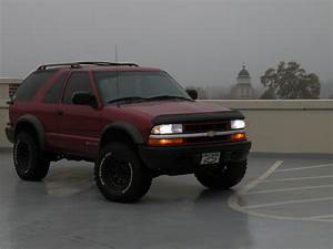 Accordme97 U0026 39 S 2001 Chevrolet Blazer Sport Utility 2d In