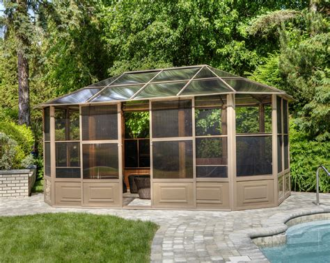 gazebo penguins gazebo penguin 12 x18 four season solarium