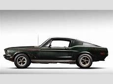 2018 NAIAS 1968 Ford Mustang Bullitt original movie car