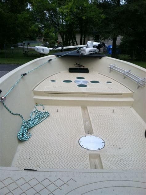 Drift Boat Bow Anchor System by Drift Boats Strongest Drift Boats Skiffs Skiff