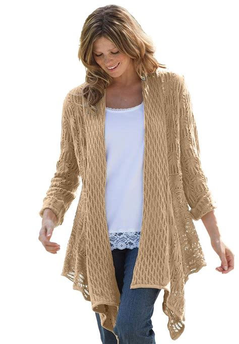 plus size cardigan sweaters 39 s plus size sweater open front cardigan