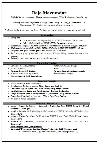 resume format for freshers computer engineers free download over 10000 cv and resume sles with free download very effective resume for freshers