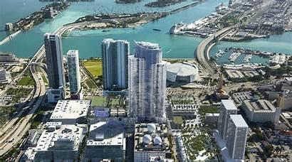 Miami Worldcenter Paramount Construction Downtown Center Jobs