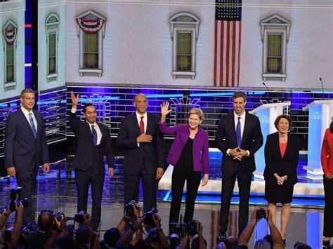 democratic debate immigration dominates st night