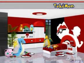 Nynaevedesign's Pokemon Kids' Room